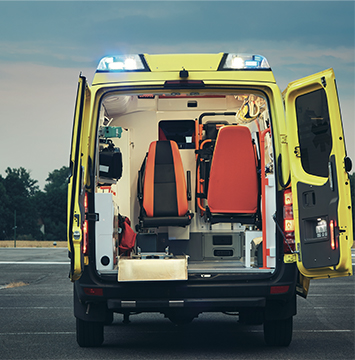 emergency vehicles sector